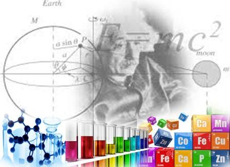 Physics and chemistry - tutoring subjects